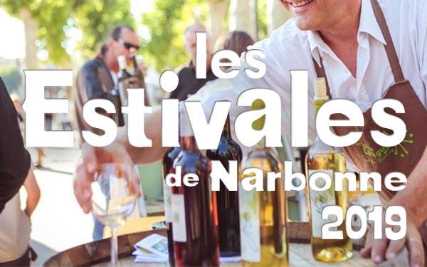 Les Estivales de Narbonne 2019
