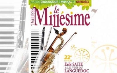 22ème Festival Le Millésime de Grenoble