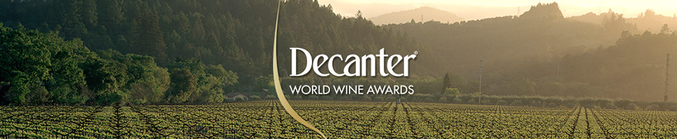 CONCOURS DECANTER 2017.