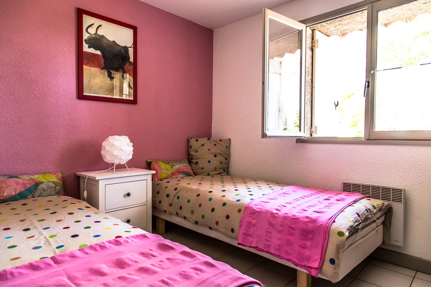 Carignan Cottage - Children's room