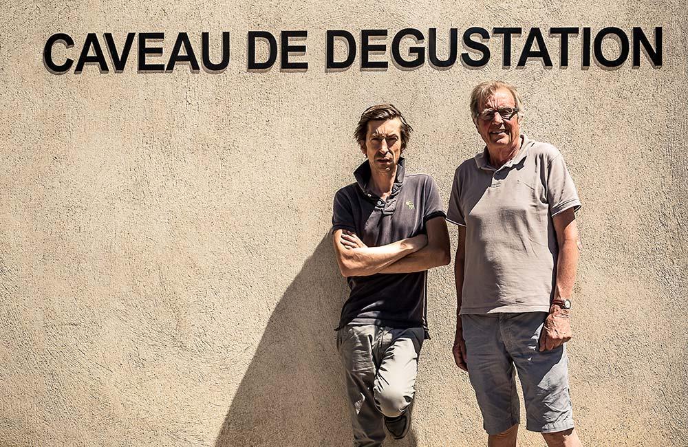 Bruno Pellegrini & Thomas Nègre